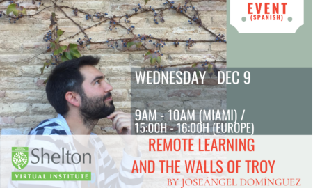 Remote learning and the walls of Troy